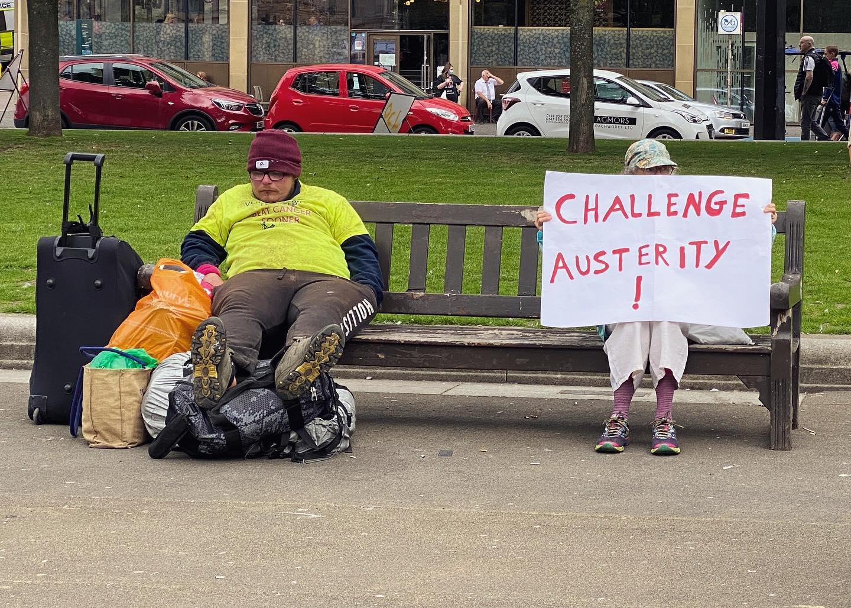 Challenge austerity