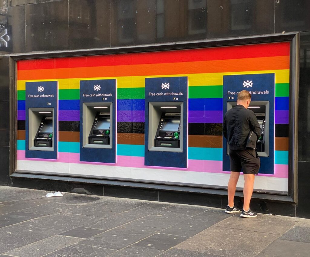 Intersectional Cashpoint