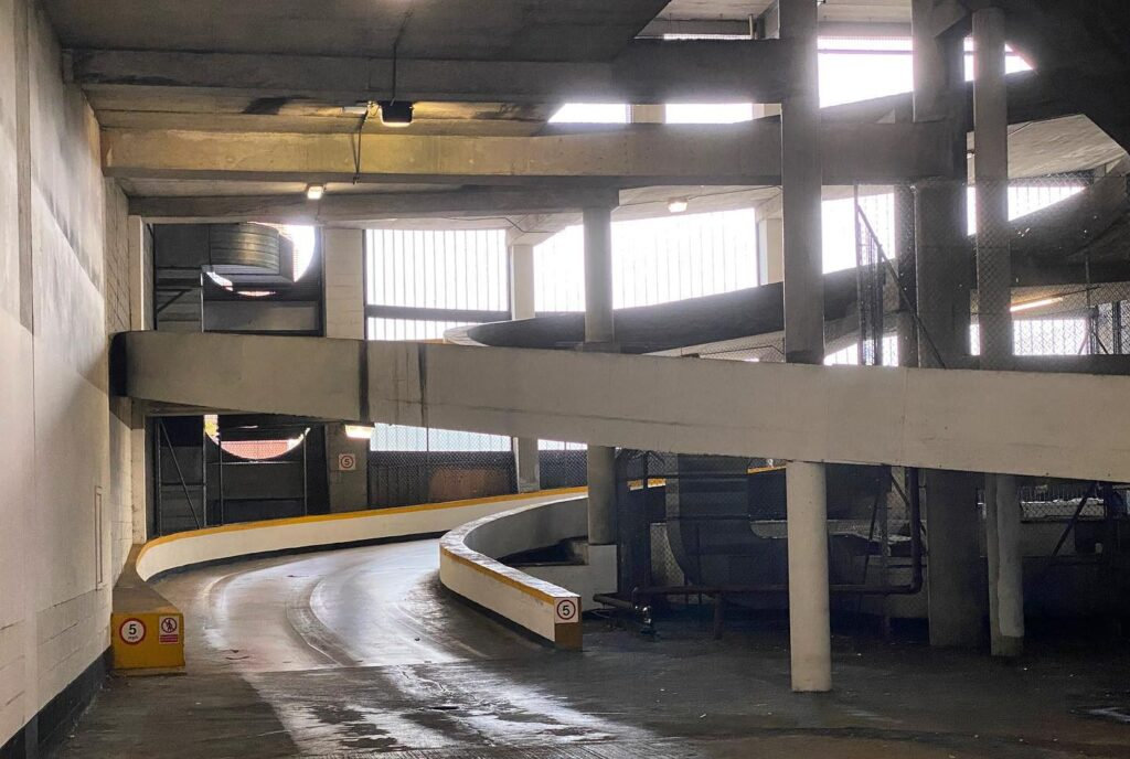 Car Park Spiral