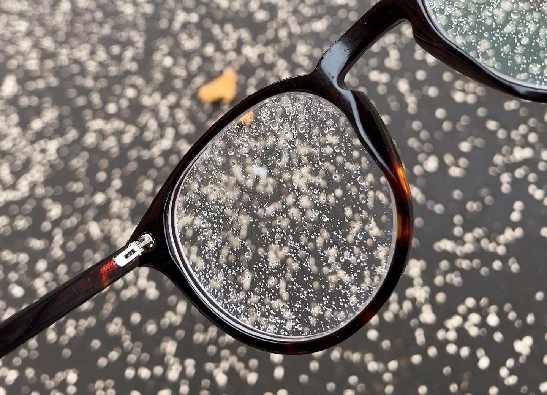 Seeing spots
